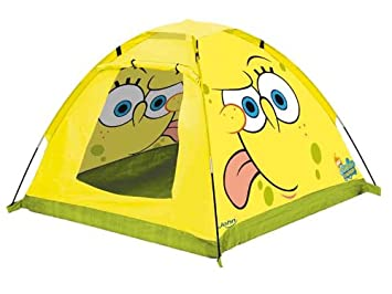 Kidu0027s Garden Tent Spongebob  sc 1 st  Amazon UK : spongebob play tent - memphite.com