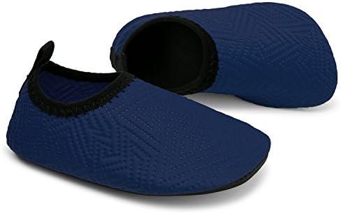 L-RUN Baby Water Shoes Barefoot Skin Aqua Sock Swim Shoes for Beach Swim Pool L-RUN-LYE-2019