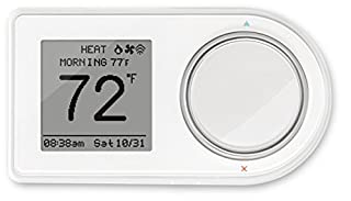 Lux Products GEO-WH Wi-Fi Thermostat, White, Compatible with Alexa (B010PTKWW6) | Amazon Products