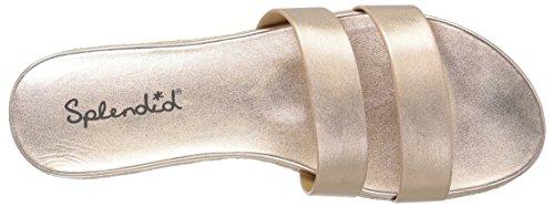 Splendido Sandalo Brittani In Oro Rosa