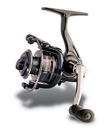 Krappie Kings Krappie King 500 Size Spinning Reel, Black