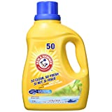 Arm & Hammer Laundry Liquid Laundry Detergent, Clean Fresh, 2210ml