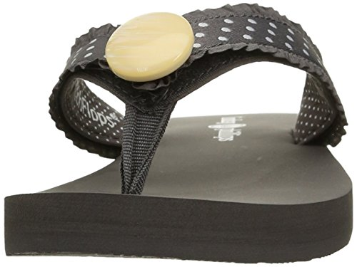 Grey Lindsay Lulu Women's Phillips Flip Flops x6af8qAaw
