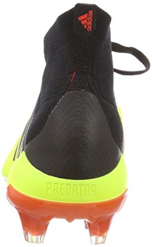 000 Homme Amasol Rojsol 1 Negbás Predator Chaussures Jaune adidas 18 FG Football de 0A7gqZqn