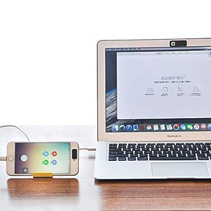 Amazon.com: Funda para cámara web fina, delgada, para ...