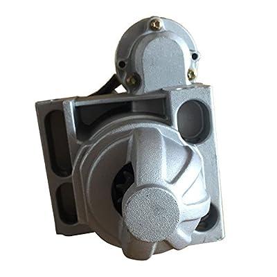 Replacement Starter Motor for 94-01 Chevrolet Astro Blazer Bravada Base Silverado 3500 2500