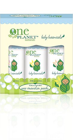 One Planet Natural Bath Collection