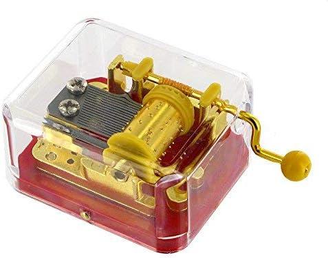 Caja de música / caja musical de manivela de alta calidad - Bella ...