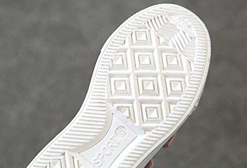 IGEMY Coole Kinder Plate Casual Schuhe Infant Kinder Jungen Mädchen Hollow Wave Sneaker Gelb