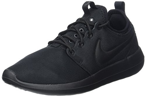 Nike 844931-004, Zapatillas De Deporte Mujer Negro (Black / Black)