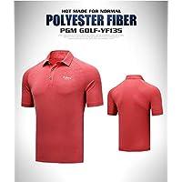 HWTP 2019 Pgm Camiseta de Golf para Hombre