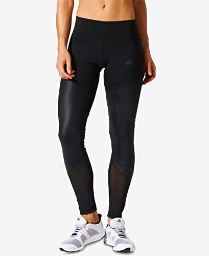 adidas Women's Training Wow Drop Tights, Black, Large by adidas (Image #3)