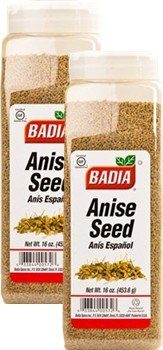 Badia Anise Seed Ground 16 oz Pack of 2 by Badia