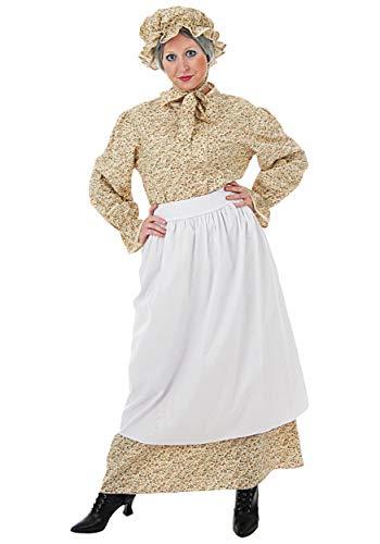 Adult Auntie Em Costume Large -
