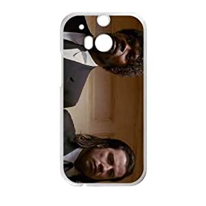 HTC One M8 phone cases White Pulp Fiction cell phone cases Beautiful gifts UREN2425142
