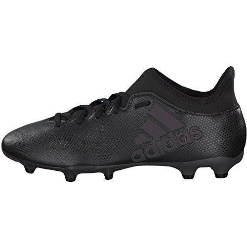 Cblack Supcya Cblack X Noir de FG 3 adidas Supcya 17 Football Chaussures Homme vBCzaqnx