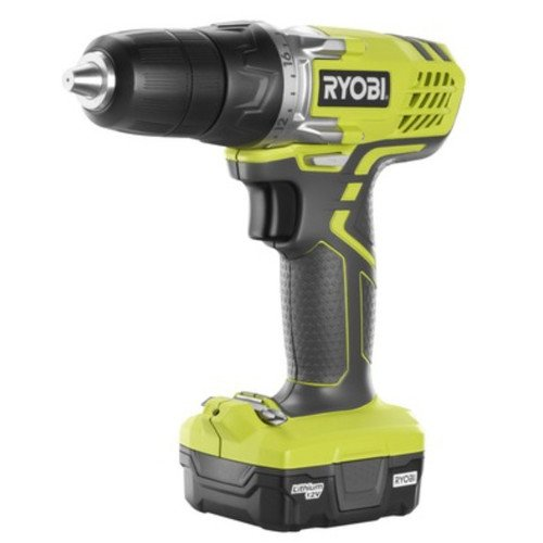 Ryobi ZRHJP004 12V Cordless Lithium-Ion 3/8 in. Keyless Drill Driver (Certified Refurbished)
