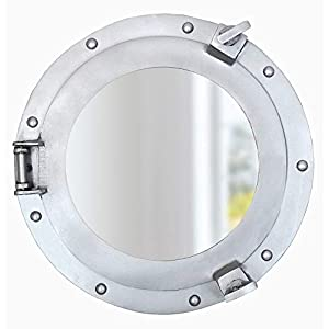 41i3WUPWbpL._SS300_ 100+ Porthole Themed Mirrors For Nautical Homes For 2020