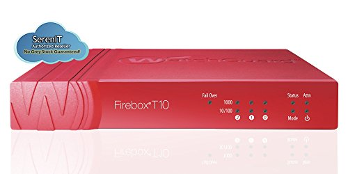 Watchguard  Firebox T10 Security Appliance With 3 Years Livesecurity Service 3 Ports 10Mb Lan  100Mb Lan  Gige  Product Category  Networking Firewalls