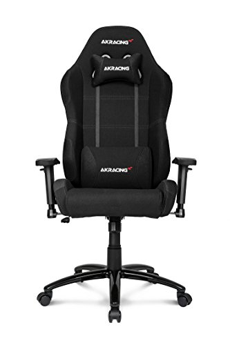 41i3Y7Trp5L - AKRacing Core Series EX Gaming Chair with High Backrest, Recliner, Swivel, Tilt, Rocker & Seat Height Adjustment Mechanisms, 5/10 Warranty