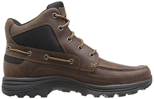 Rockport Mens Ackerley Rain Boot Chocolate 3Qp56noDxB