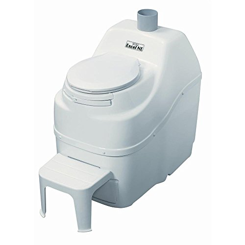 Sun Mar Compost (Sun-Mar Excel Non-Electric Self-Contained Composting Toilet, Model# Excel-NE)