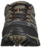 Merrell mens Moab 2 Wp Hiking Shoe, Beluga, 10 US