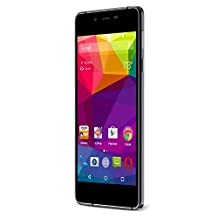 BLU Vivo Air LTE Smartphone-GSM Unlocked-Black (Canada Compatible) (Discontinued by Manufacturer)