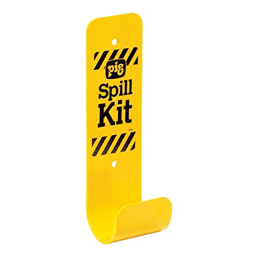 Wall-Mount Hook for PIG Spill Kit ; For PIG Spill Kits w/Handles