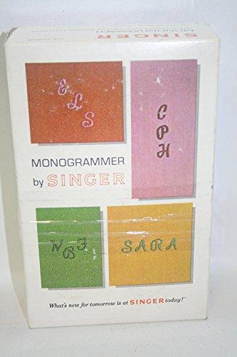 sewing machine monogrammer - 1