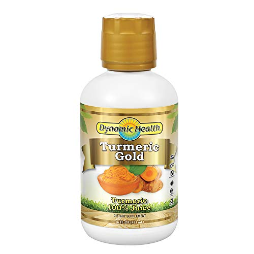 Dynamic Health Labs Turmeric Gold Supplement, 32 Ounce