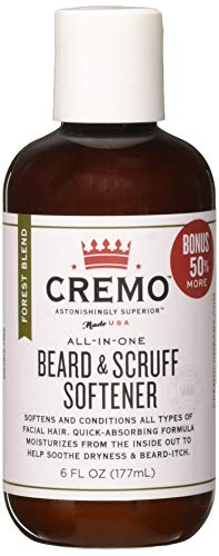 Cremo Beard and Scruff Softener - Forest Blend - 6 oz.