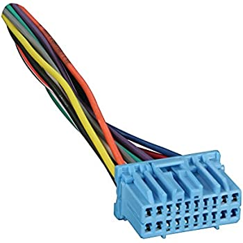 41i3cLT4CqL._SL500_AC_SS350_ amazon com metra 70 1720 wiring harness for select 1986 1998 Ford Radio Wiring Diagram at reclaimingppi.co