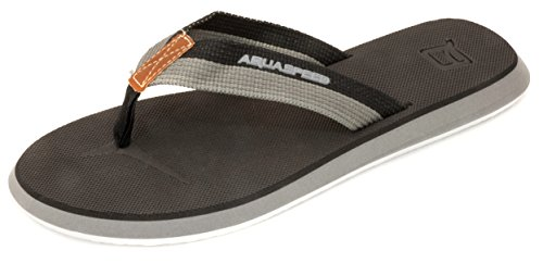AQUA-SPEED® LAGOS Infradito Uomo | Flops | Adulti | Calzature da Spiaggia | Sandali | Pool Pattini | 40-46