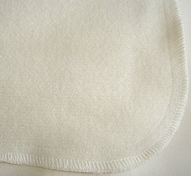 Holy Lamb Organics Wool Moisture Barrier Twin/Twin XL Mattress Protector by Holy Lamb Organics