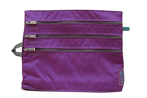 Zip Pak (Flight 001 Seat Pak (Violet))