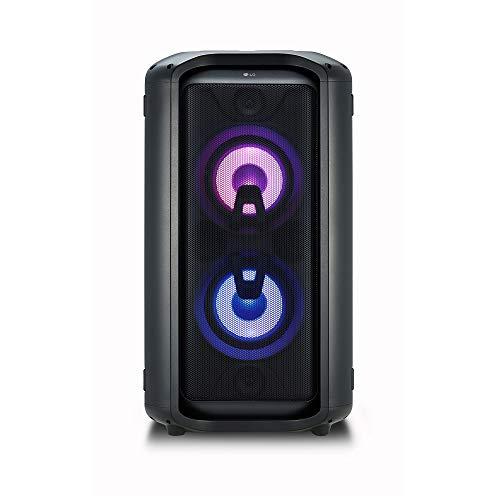 LG - 550W Audio System - Black