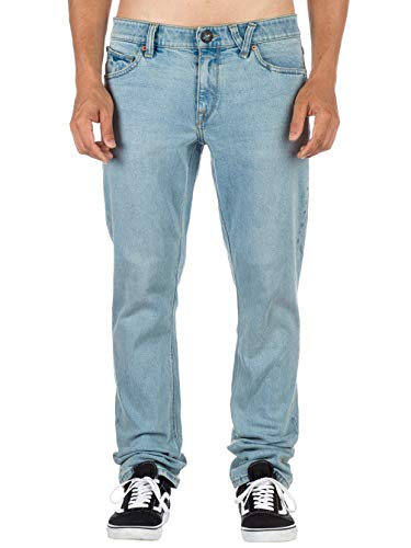 Allover Volcom Vaqueros Light hombre para Stone w1F1Z8Sq