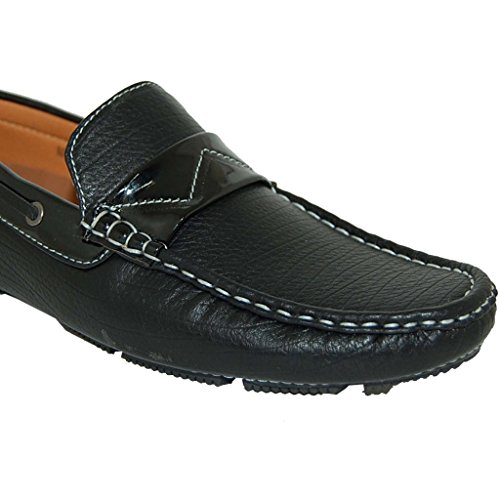 Schoenartiesten Luxe Relaxed In Zwarte Loafer - Heren
