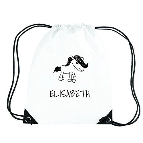 JOllipets ELISABETH Turnbeutel Sport Tasche PGYM5303 Design: Pony