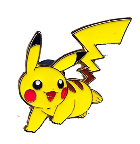 Pokemon: Pikachu Collectable Pin (From Shining Legends Pin Box) exclusive