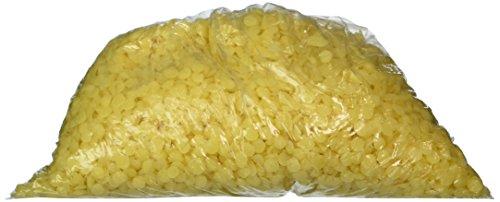 Beeswax Organic Pastilles, Yellow, 100% Pure 16 Oz