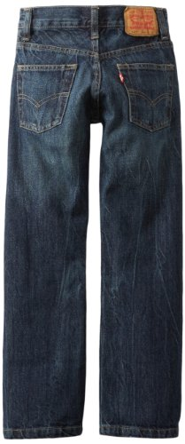 Levi's Boys' Slim 514 Straight-Leg Jean