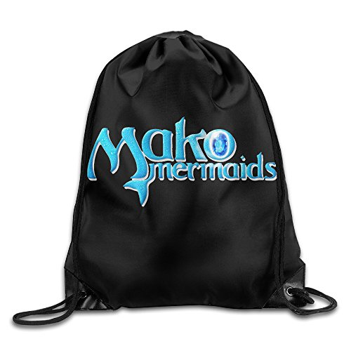 [MYKKI Mako Mermaids Fashion Backpack] (Images Of Little Red Riding Hood Costume)
