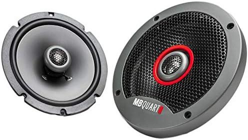 Formula Series 6.5 Slim Mount 2-Way Coaxial Speakers
