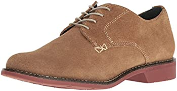G.H. Bass & Co. Womens Denice Leather Buck Oxford Shoes