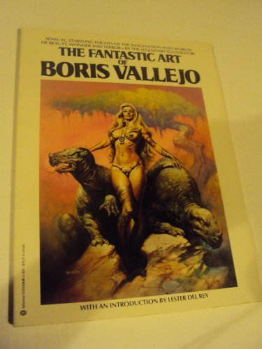 The Fantastic Art of Boris Vallejo]()
