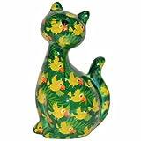 FRENCH DECORATIVE gift idea Cat caramel B