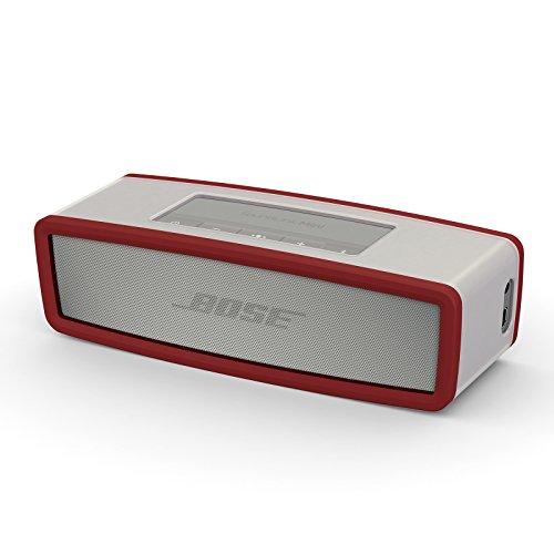 Amazon Bose Protection Souple Pour Soundlink Mini Rouge