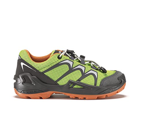 Lowa Innox GTX Lo Junior lime-orange